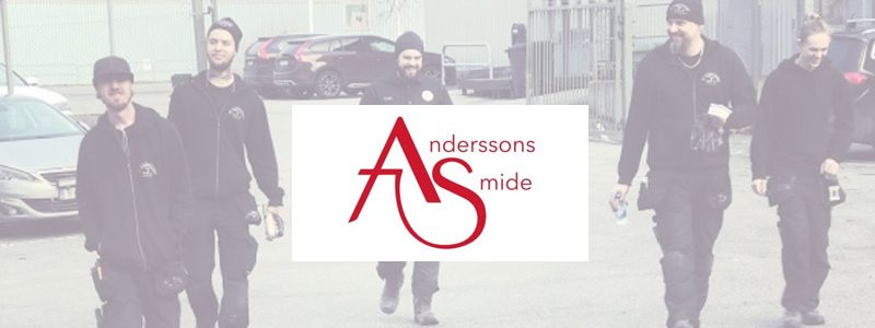 Anderssons Smide Seven Time